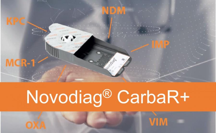 Novodiag®CarbaR+
