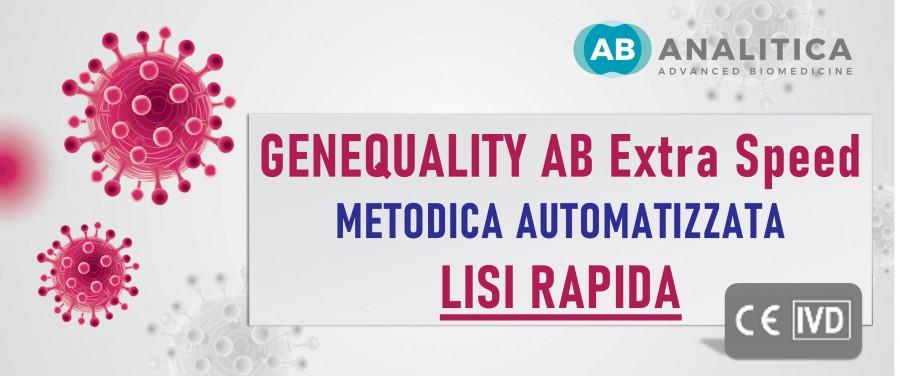 GENEQUALITY AB Extra Speed